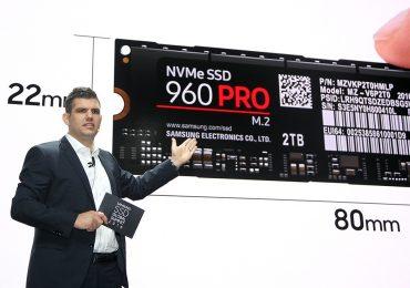Samsung 960 SSDs
