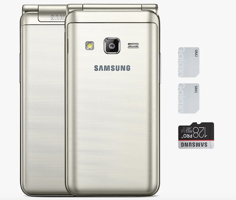 Samsung Galaxy Folder 2 3