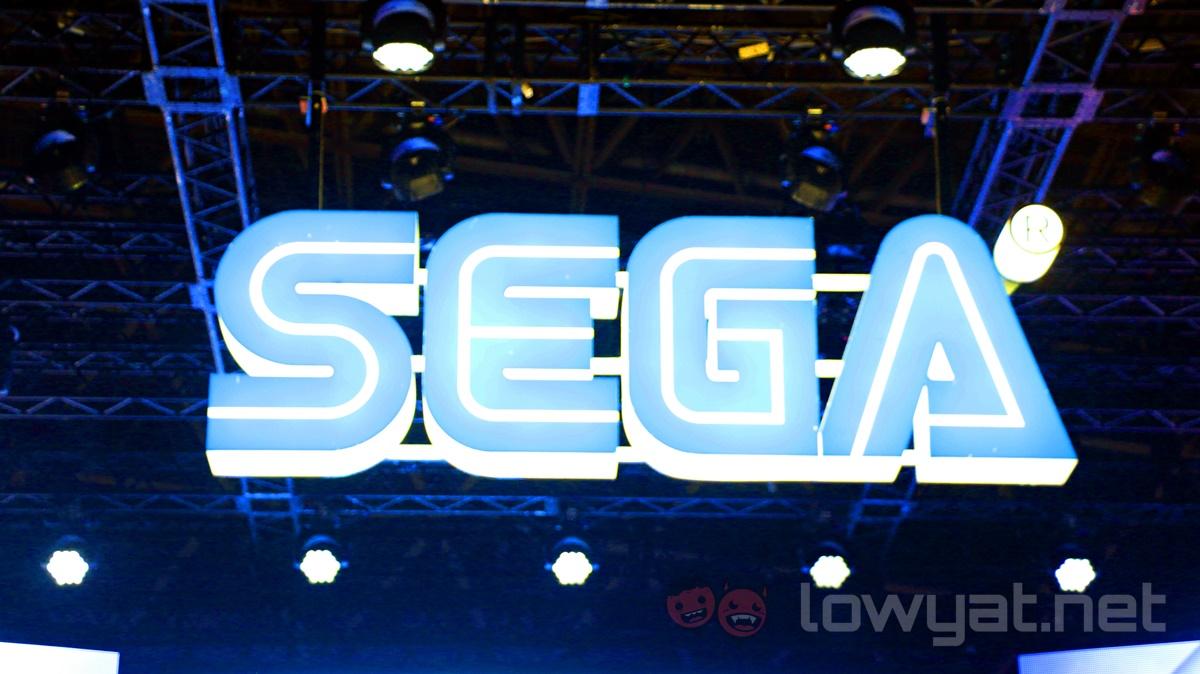 Sega Logo TGS 2016