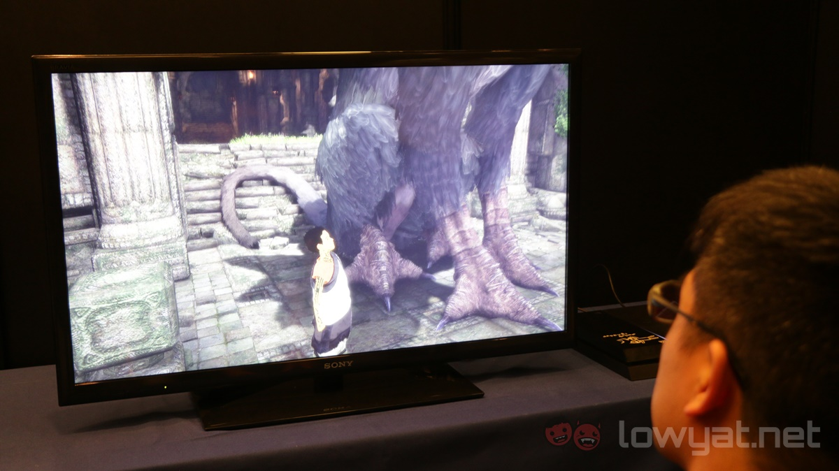 The Last Guardian Gameplay 2