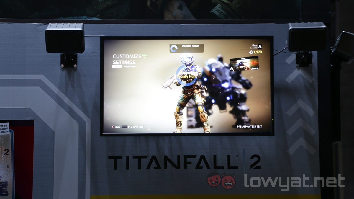 Titanfall 2 TGS 2016