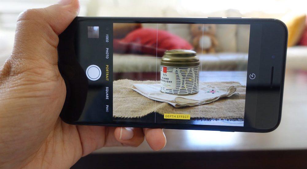 iPhone 7 Plus Portrait Mode ios 10.1 public beta