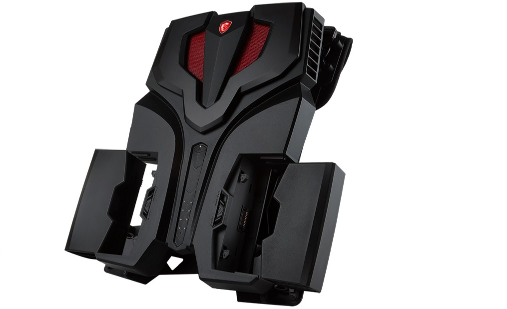 MSI's Backpack PC is Now the MSI VR One, Coming to
