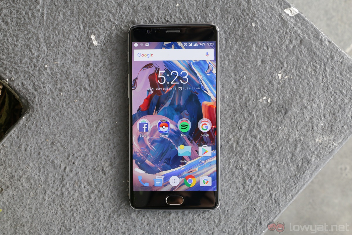OnePlus 3, 3T OxygenOS beta update brings Face unlock feature and more