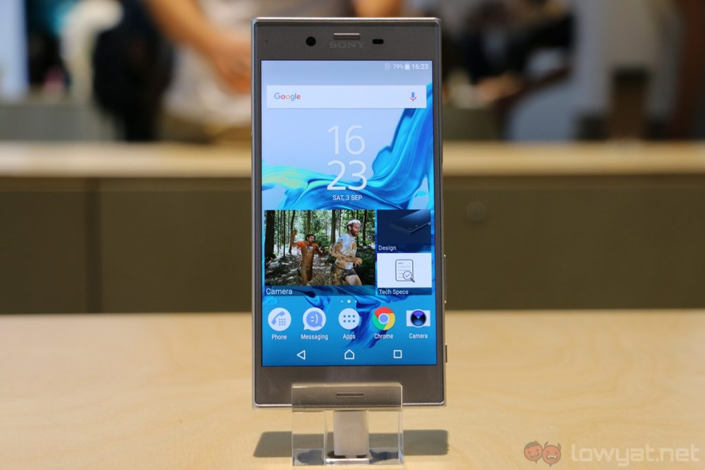 xperia xz dual my sg users details sony xperia xz. Black Bedroom Furniture Sets. Home Design Ideas