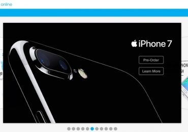 Blue Cube Online iPhone 7 and iPhone 7 Plus Pre-Order