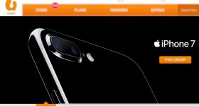 U Mobile iPhone 7 and iPhone 7 Plus Pre-Order