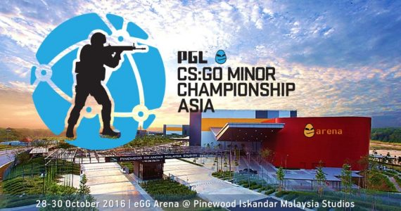 PGL eGG CS:GO Minor Championship Asia 2016