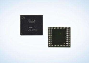 Samsung 8GB LPDDR4 DRAM for Mobile Devices