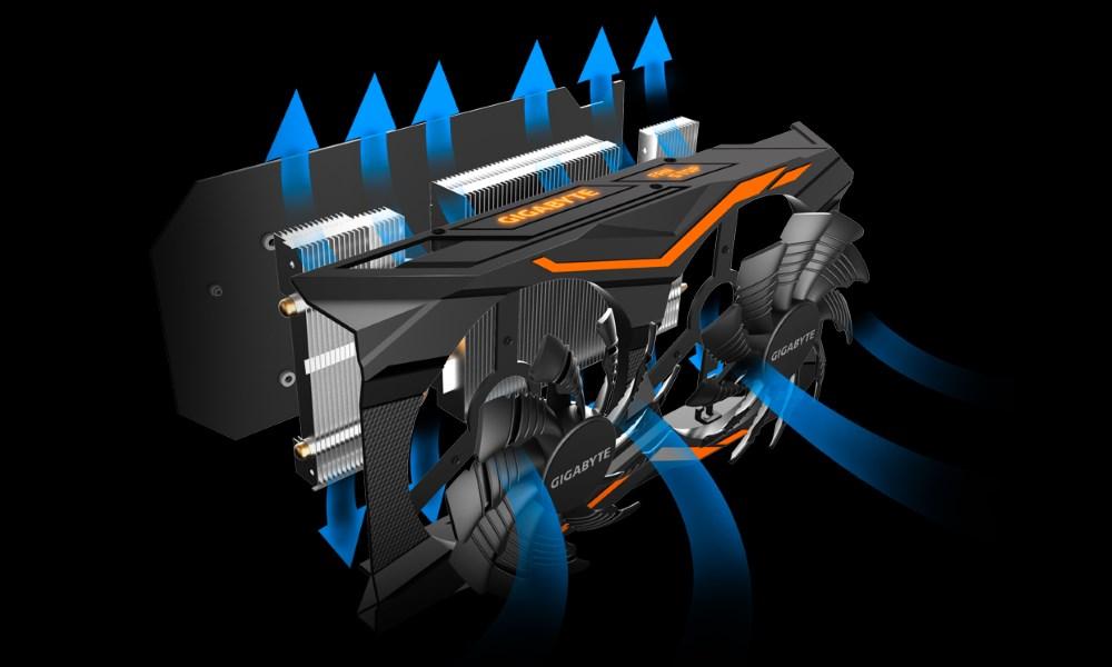 GIGABYTE GTX 1050 Ti G1 Gaming