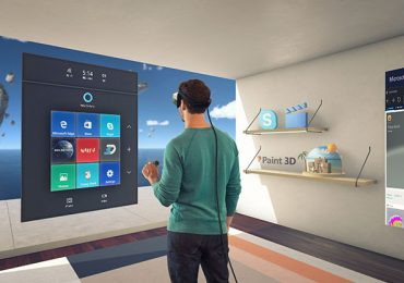 Virtual Reality / Mixed Reality on Windows 10