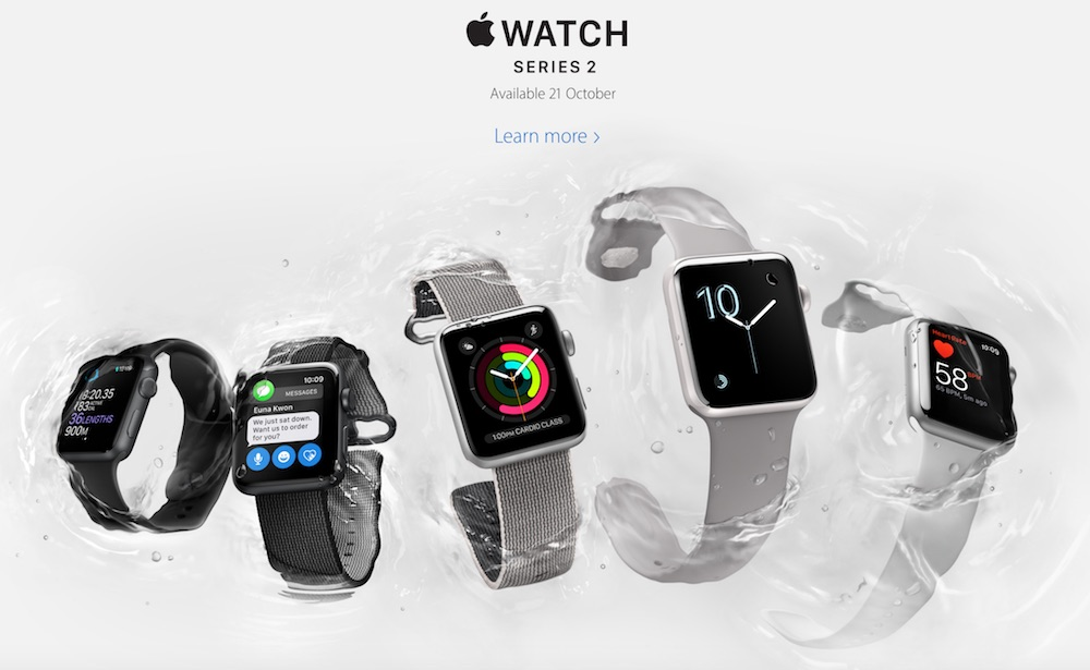 Apple Watch Series 2 Malaysia 21 October 2016