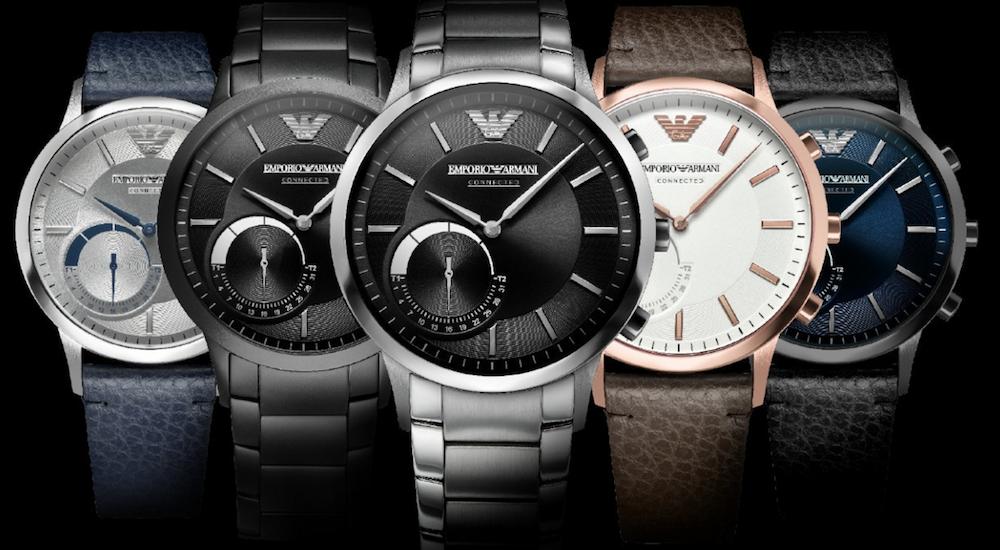 Emporio Armani Connected Smartwatch