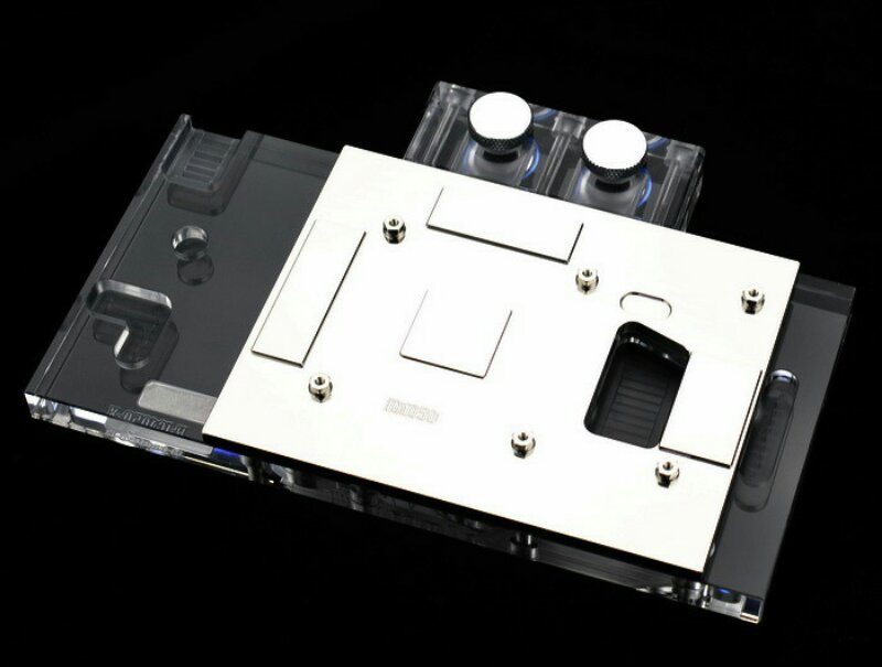 GTX 1050 water block 2