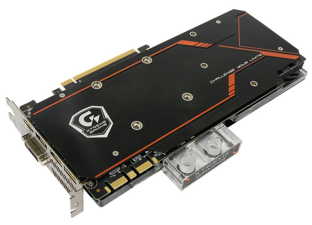 Gigabyte GTX 1080 Waterforce 2