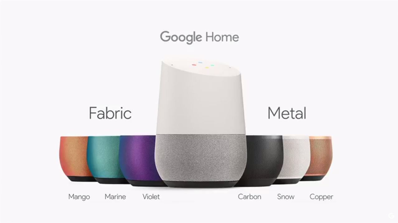 google home smart speaker to be available this nov followed by google wifi lowyat net. Black Bedroom Furniture Sets. Home Design Ideas