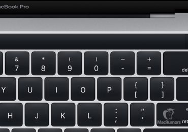 MacBook Pro Magic Toolbar Leak in Code