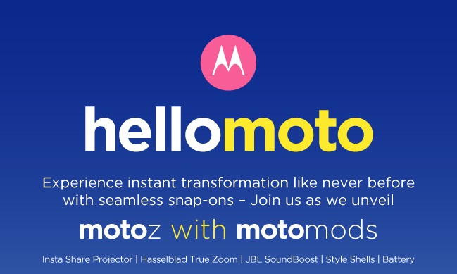 Moto Z Launch malaysia