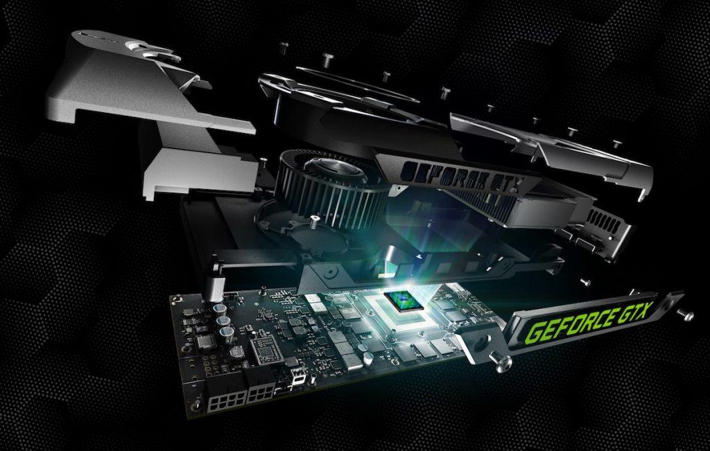 Nvidia GPU breakdown