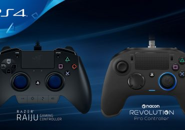 PlayStation Razer Raiju Nacon Revolution
