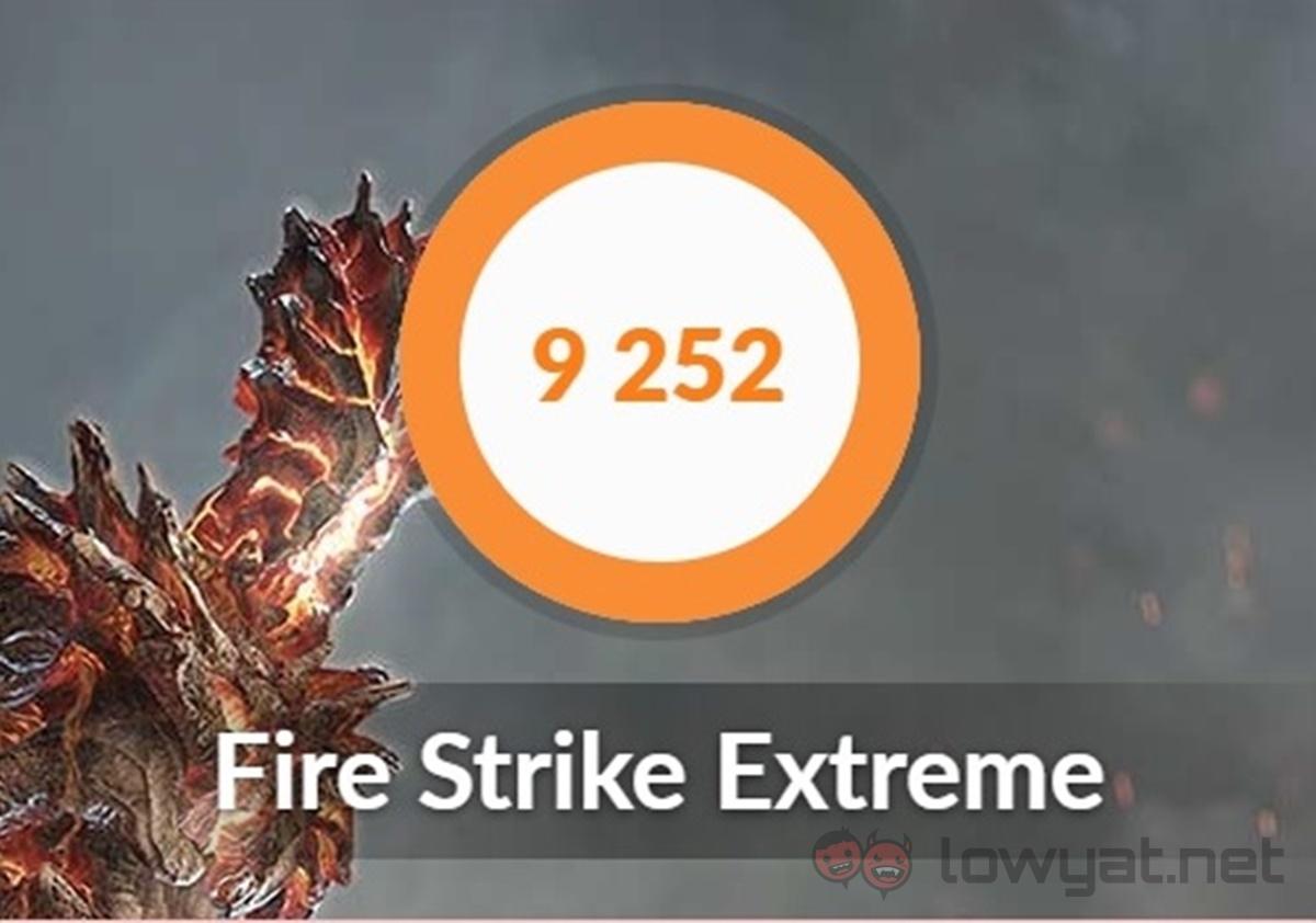 Predator G1 Fire Strike Extreme