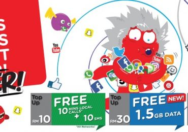 Tune Talk Top Up Freebies