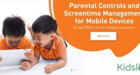 U Mobile Kidslox Free Trial
