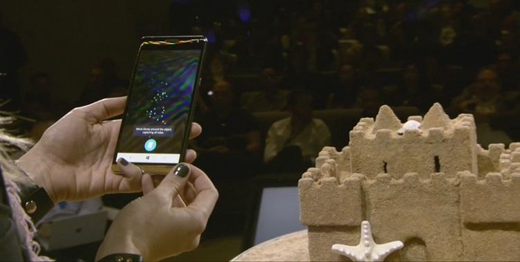 Windows Phone 3D scanning Creators Update