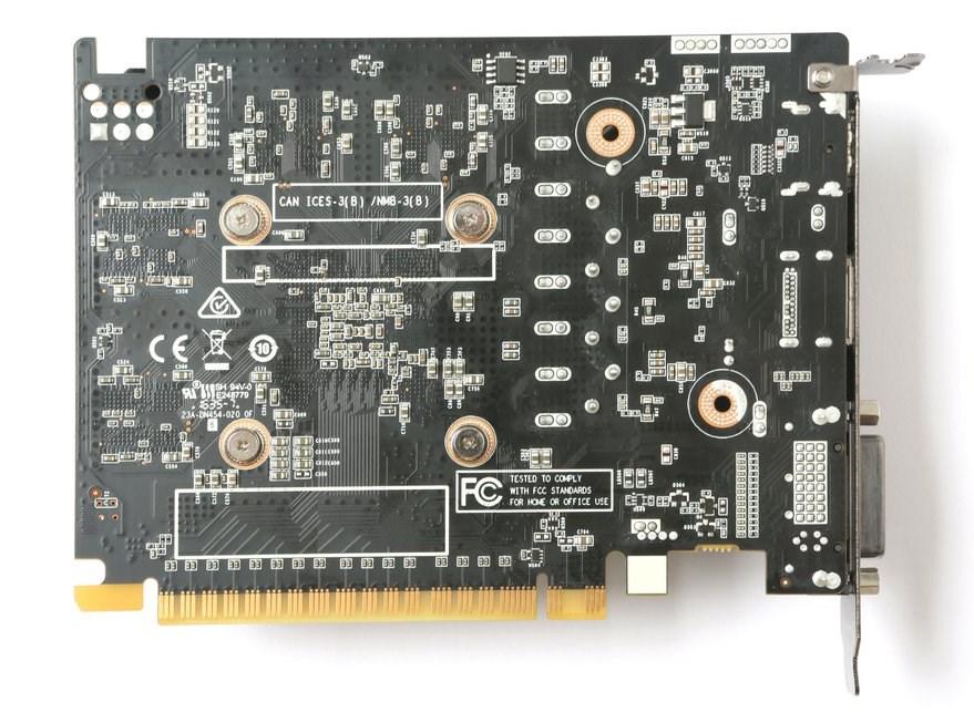 ZOTAC GTX 1050 Mini