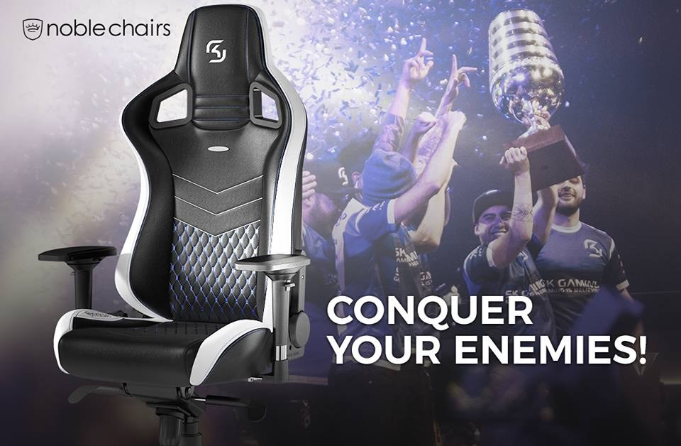 Noblechairs SK Gaming Edition