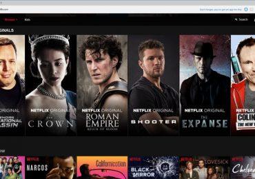 Netflix On Microsoft Edge