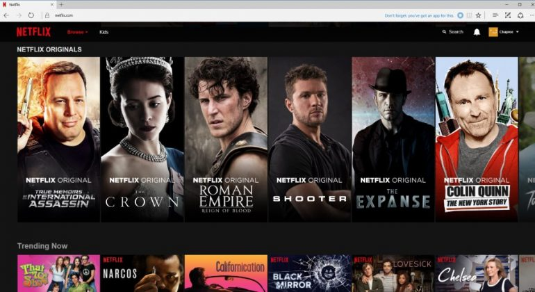 Windows 10 Now Supports Netflix 4K Contents: Only On Intel