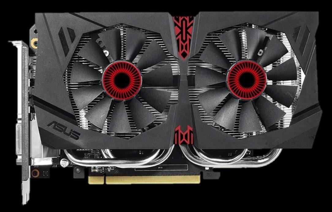 Asus GTX 1060 6GB Strix 2