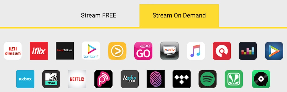 Digi New Home Broadband Plans Stream on Demand