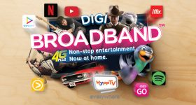 Digi New Home Broadband Plans with Non Stop Entertainment