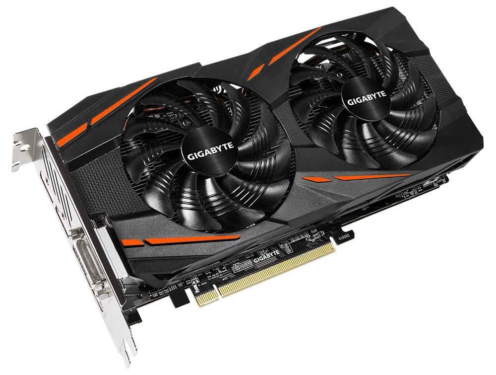 Gigabyte RX 480 G1 Gaming 8GB