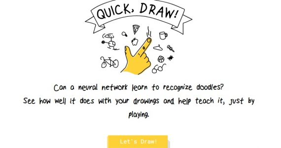 Google S New Ai Experiment Is A Drawing Game Technology News And