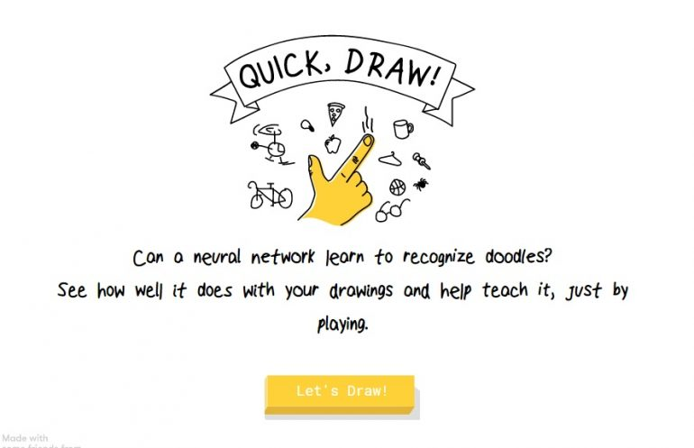Google S New Ai Experiment Is A Drawing Game Lowyat Net
