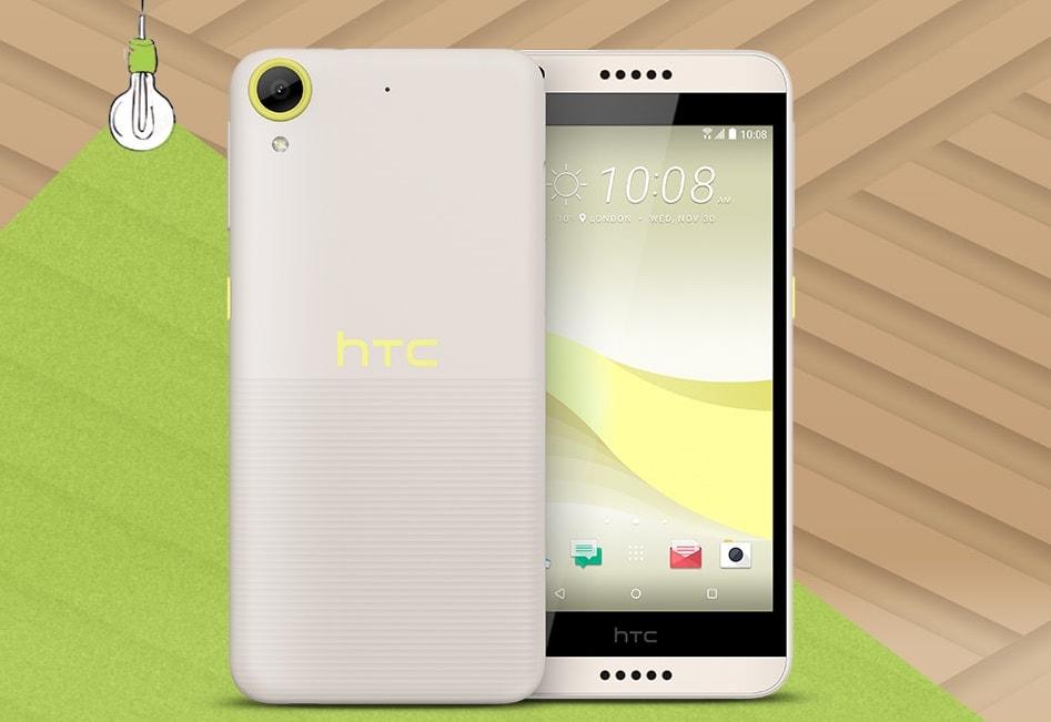 HTC Desire 650 White