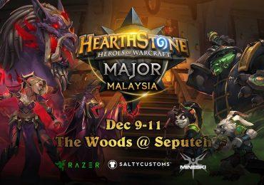 Hearthstone Malaysia Major 2016