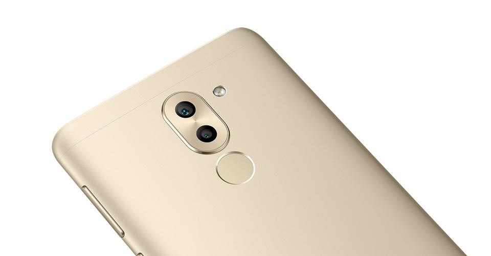 Huawei Mate 9 Lite Back