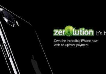 Maxis Zerolution iPhone is back