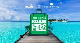 Maxis and Expedia Partnership