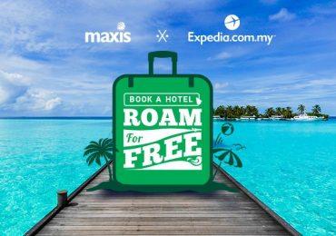 Maxis and Expedia Partnership