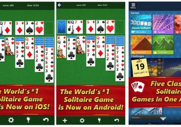 Microsoft Solitaire Collection on iOS and Android
