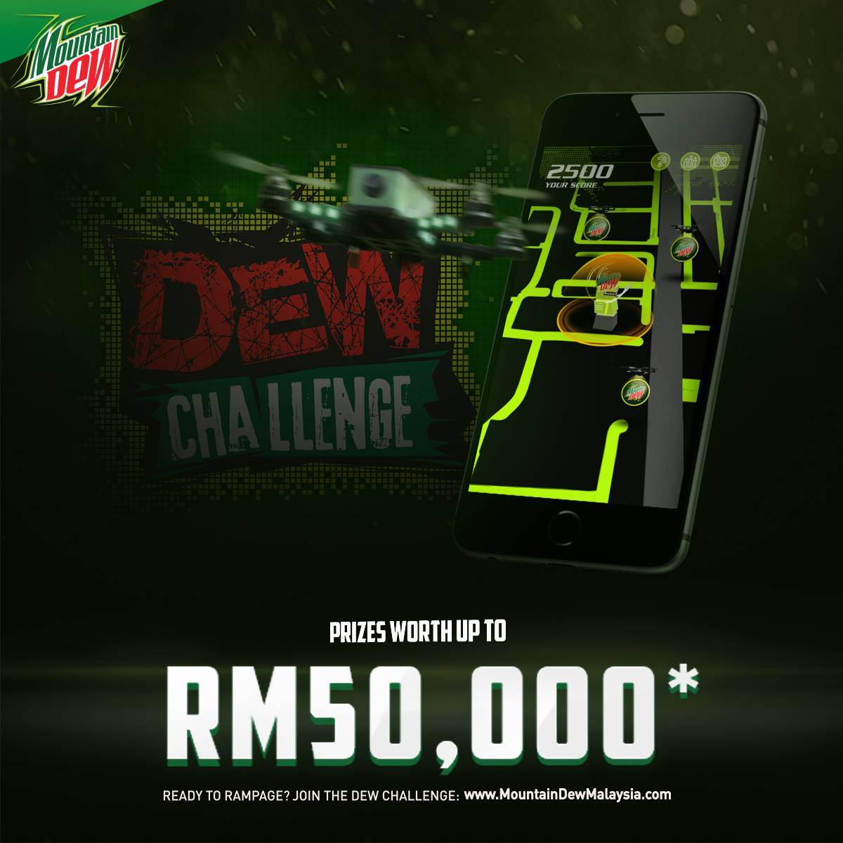Mountain-Dew-Challenge-Mobile-Challenge-Drone