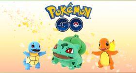 Pokemon Go November Celebration