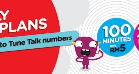 Tune Talk Monthly Call Plans