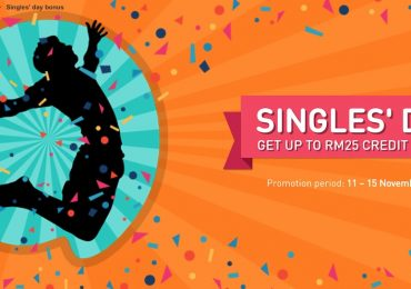 U Mobile Singles Day Credit Bonus Promotion