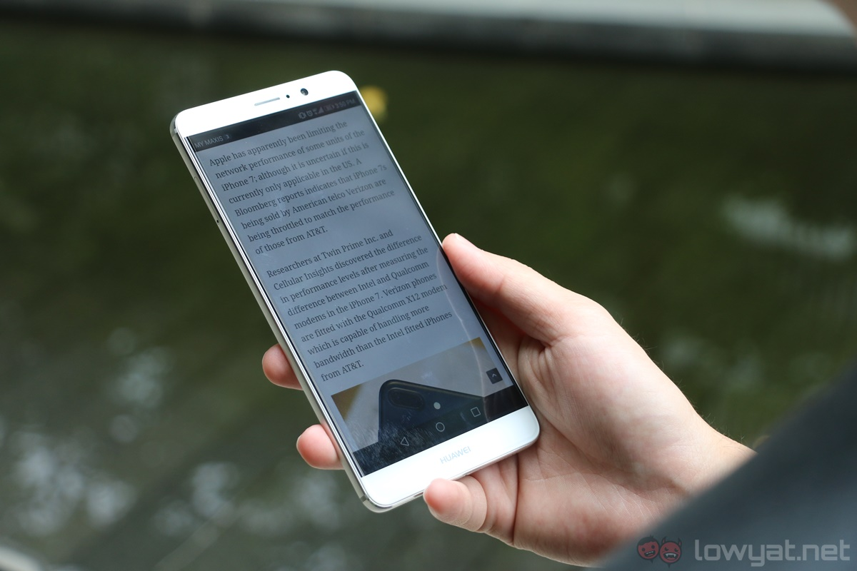 Huawei Mate 9 Vs Iphone 7 Plus Camera Test